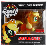 Funko Applejack glitter vinyl figurine packaging
