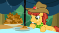 Half Baked Apple about to enjoy an apple fritter S3E8.png