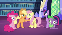 """Applejack """"Only if you're up for it"""" S5E21"""