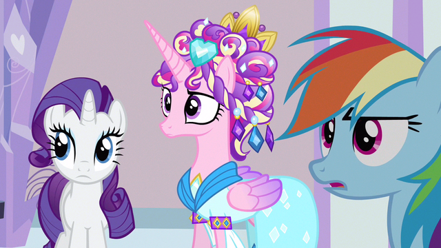 File:Rarity & Rainbow Dash hear Ms. Peachbottom S3E12.png