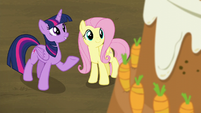 "Twilight ""more than just a cake"" S5E23"