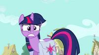 Twilight worried face S03E12