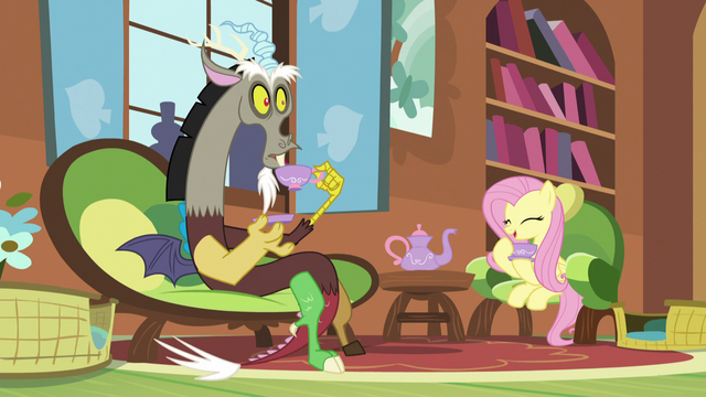 File:Discord surprised by the mention of Tree Hugger S5E7.png