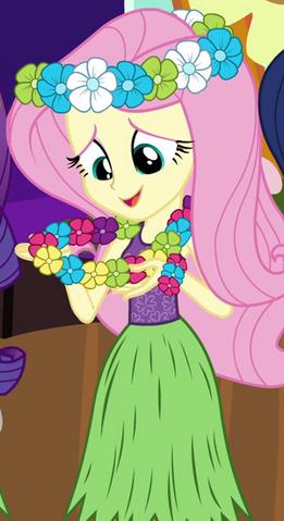 File:Fluttershy hula skirt ID EG2.png