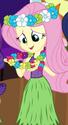 Fluttershy hula skirt ID EG2