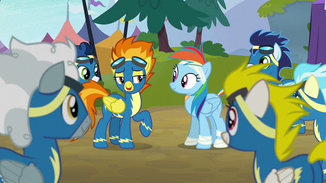 "File:Spitfire ""really didn't want to miss the chance"" S6E7.png"