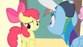 Apple Bloom '...uh, that we didn't want a quitter' S4E05.png
