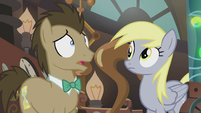 """Dr. Hooves """"And I still need to get my suit tailored!"""" S5E9"""