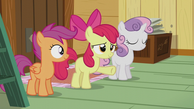 "File:Apple Bloom ""actually, yeah"" S5E18.png"