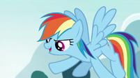 """Rainbow Dash """"super deadly!"""" S5E22"""