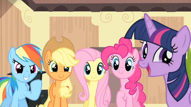 File:Rarity's friends happy S4E08.png