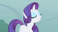 "Rarity ""simply cannot imagine why"" S1E08"