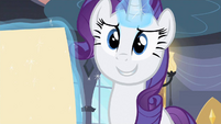 Rarity sincere S2E9