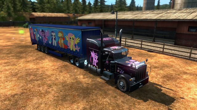 File:FANMADE ETS2 Peterbilt 379 EXHD Twilight Skin 6.png