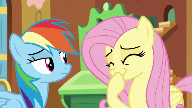 File:Fluttershy giggles S5E5.png