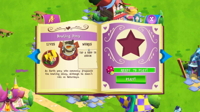 File:Bowling Pony album page MLP mobile game.png