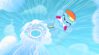 Dash Flying Up S1E16