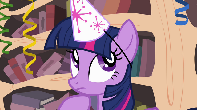 "File:Twilight Sparkle ""I could probably find out"" S4E04.png"
