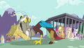 "Applejack to Discord ""Surely you saw this comin'"" S4E26.png"