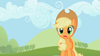 Applejack worried S02E05