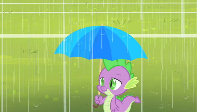 File:Spike getting rained on S4E24.png