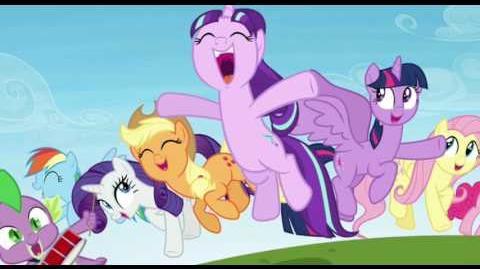 HQ - Dutch - Friends Are Always There For You - MLP