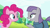 "Maud ""He was hiding in my pocket"" S4E18"