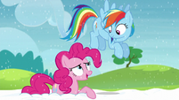 """Pinkie """"no matter where it comes from"""" S5E11"""