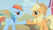Applejack & Rainbow brohoof S1E13