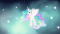 Celestia appears to congratulate Twilight S03E13.png