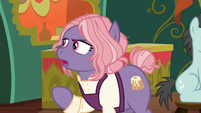 "Matronly Pony ""I own The Bake Stop"" S6E12"