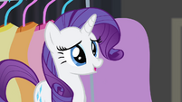 Rarity 'oh, good for you' S4E08