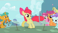 Apple Bloom keeping the plates spinning S2E06.png