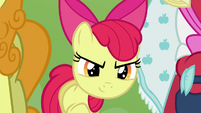 Apple Bloom ready to win S5E17