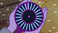 Twilight's amulet powering down EG3