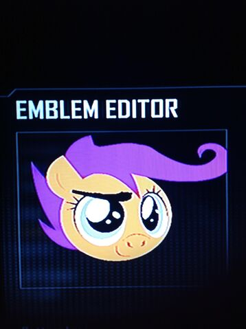 File:FANMADE Scootaloo Black Ops 2 Emblem.jpg