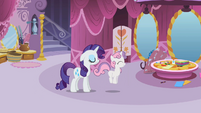 Rarity Unimpressed S2E5