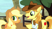 "Braeburn ""there they are!"" S5E6"
