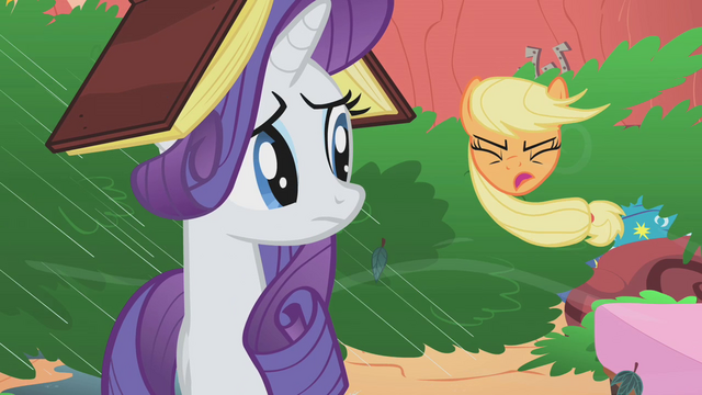 File:Applejack asks for help S1E8.png