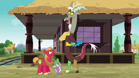 "Discord ""the fun starts when I arrive"" S6E17"