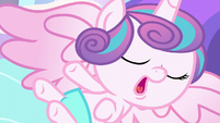 Flurry Heart yawning S6E1