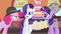 Rarity is it a crime S2E24