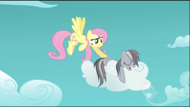 File:Fluttershy gently prods Rainbow Dash S2E02.png