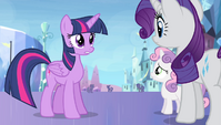"Twilight ""figured it out on his own"" S4E24"