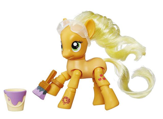 File:Explore Equestria Applejack Painting poseable figure.jpg