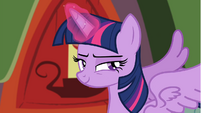 Twilight Sparkle gets an idea S4E21