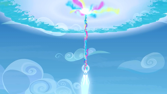File:Crystal heart shooting into the sky S3E12.png