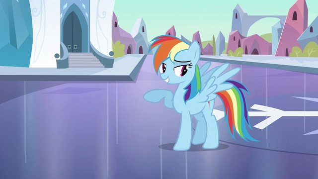 File:Rainbow 'Seeing my awesomeness' S3E2.png