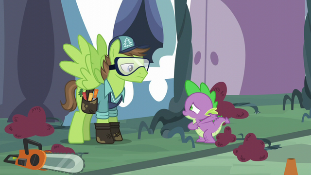 "File:Spike ""I've got my orders too"" S5E10.png"