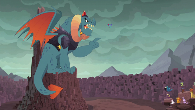 File:Torch acknowledges his daughter's abilities S6E5.png